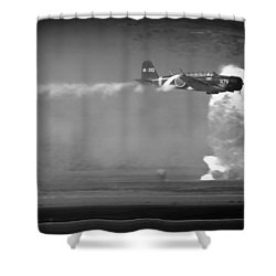 Tora, Tora, Tora At The Reno Air Races Shower Curtain