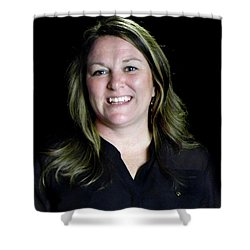 Tori Humphries  Shower Curtain