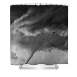 Tornado Shower Curtain