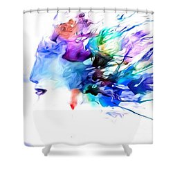 Tortured Ways Shower Curtain