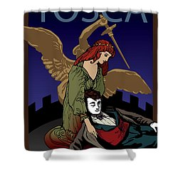 Tosca Shower Curtain