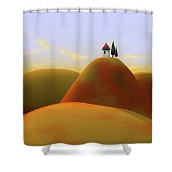 Toscana 2 Shower Curtain