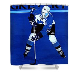 Total Greatness Shower Curtain