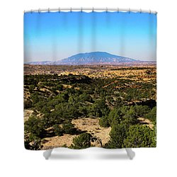 Total Relaxation Shower Curtain