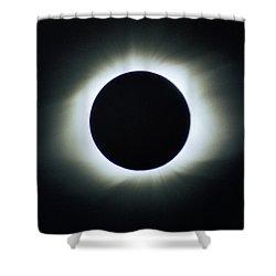 Total Solar Eclipse - Aruba 1998 Shower Curtain
