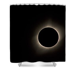 Totality Shower Curtain