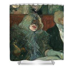 Toulouse-lautrec, 1899 Shower Curtain by Granger