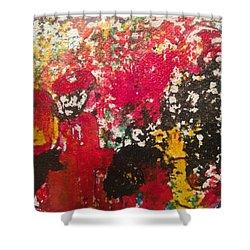 Toulouse Lautrec Shower Curtain