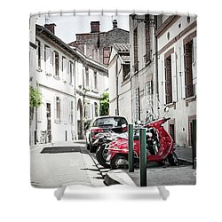 Shower Curtain featuring the photograph Toulouse Street by Elena Elisseeva