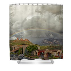 Tour And Explore Shower Curtain
