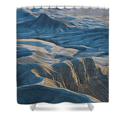 Shower Curtain featuring the photograph Towers Of The Reliquary by Dustin  LeFevre