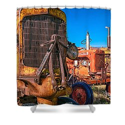 Tractor Supply Shower Curtain