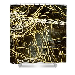 Traffic 2009 1 Of 1 Shower Curtain