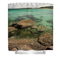 Traigh Na Berie IIi Shower Curtain