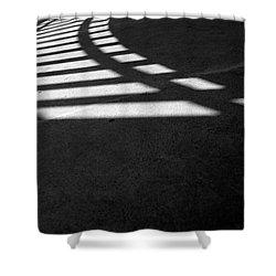 Light Rail 1 Of 1 Shower Curtain