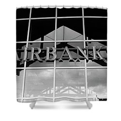 Shower Curtain featuring the photograph Train Station by Tara Lynn