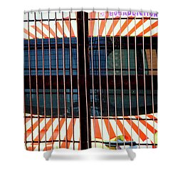Trancendental Care Shower Curtain