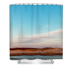 Tranquil Heaven Shower Curtain