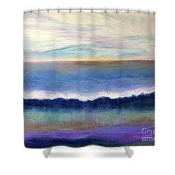 Tranquil Seas Shower Curtain