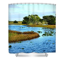 Tranquility... Shower Curtain