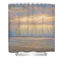 Tranquility Shower Curtain by Joe Bergholm