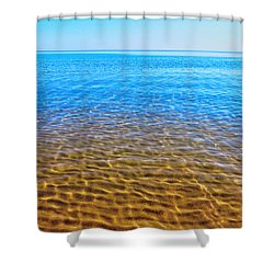 Shower Curtain featuring the photograph Tranquility by Kathleen Sartoris