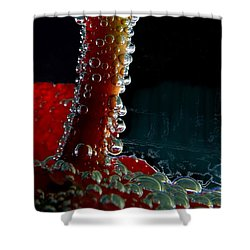 Transcendence Shower Curtain