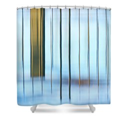 Shower Curtain featuring the photograph Transcendental... by Nina Stavlund