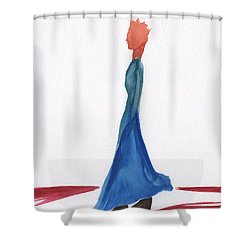 Transgender Shower Curtain