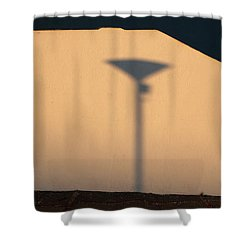 Trapeze 2007 1 Of 1 Shower Curtain