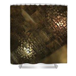 Trauma Shower Curtain
