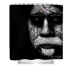 Traveler Shower Curtain