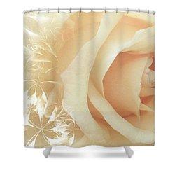 Tread Softly Shower Curtain