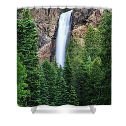 Treasure Falls Shower Curtain
