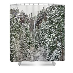 Treasure Falls Is One Of Colorado's Priceless Treasures.  Shower Curtain