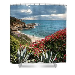 Treasure Island Shower Curtain