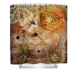 Treasures Shower Curtain