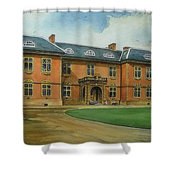 Tredegar House Shower Curtain by Andrew Read