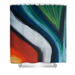 Tree In Bloom Shower Curtain
