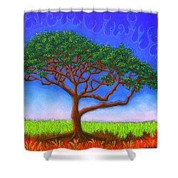 Tree Of Life 01 Shower Curtain