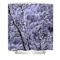 Tree Sprite Shower Curtain