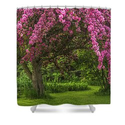 Treemendous Shower Curtain