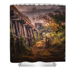 Tressel Shower Curtain