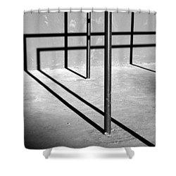 Triad 2004 1 Of 1 Shower Curtain