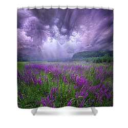 Trials And Tribulations Shower Curtain