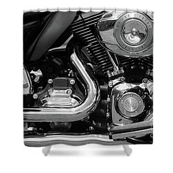 Trike Shower Curtain