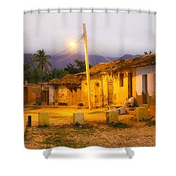 Trinidad Morning Shower Curtain