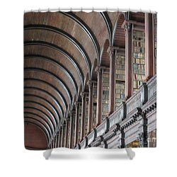 Trinity College 3 Shower Curtain