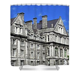 Trinity College Shower Curtain