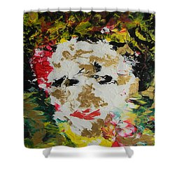 Trinity Panel One Shower Curtain